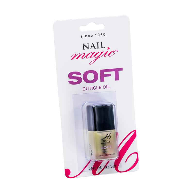 NAIL MAGIC SOFT CUTICLE OIL 7.4ml