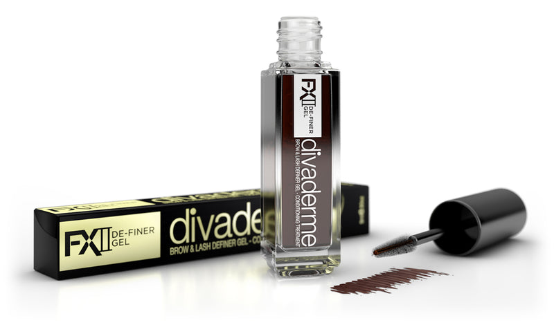 Divaderme FX II De-Finer Gel for Brows & Lashes