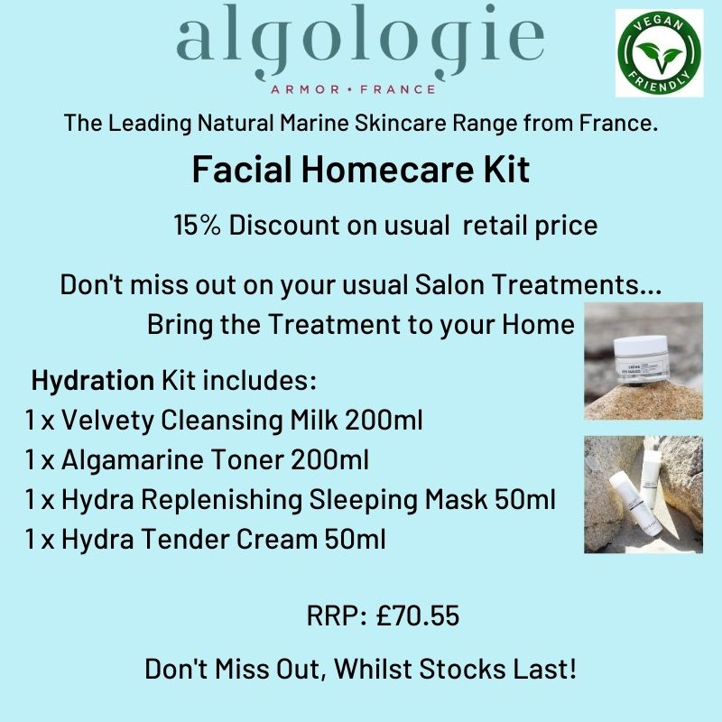 Algologie Hydration Facial Kit