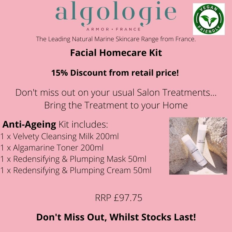 Algologie Anti-Ageing Facial Kit