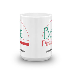 Bella Pizza Mug