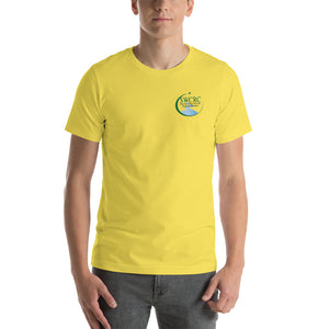 SWCRC Left Chest Print Short-Sleeve Unisex T-Shirt (5 Colors)