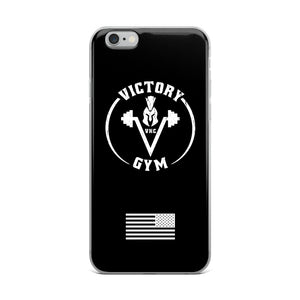 Victory Gym iPhone Case