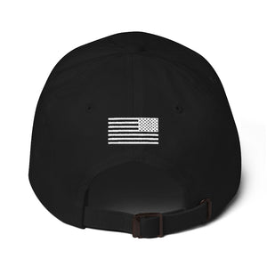 Victory Gym With Battle Flag Back Embroidered Hat