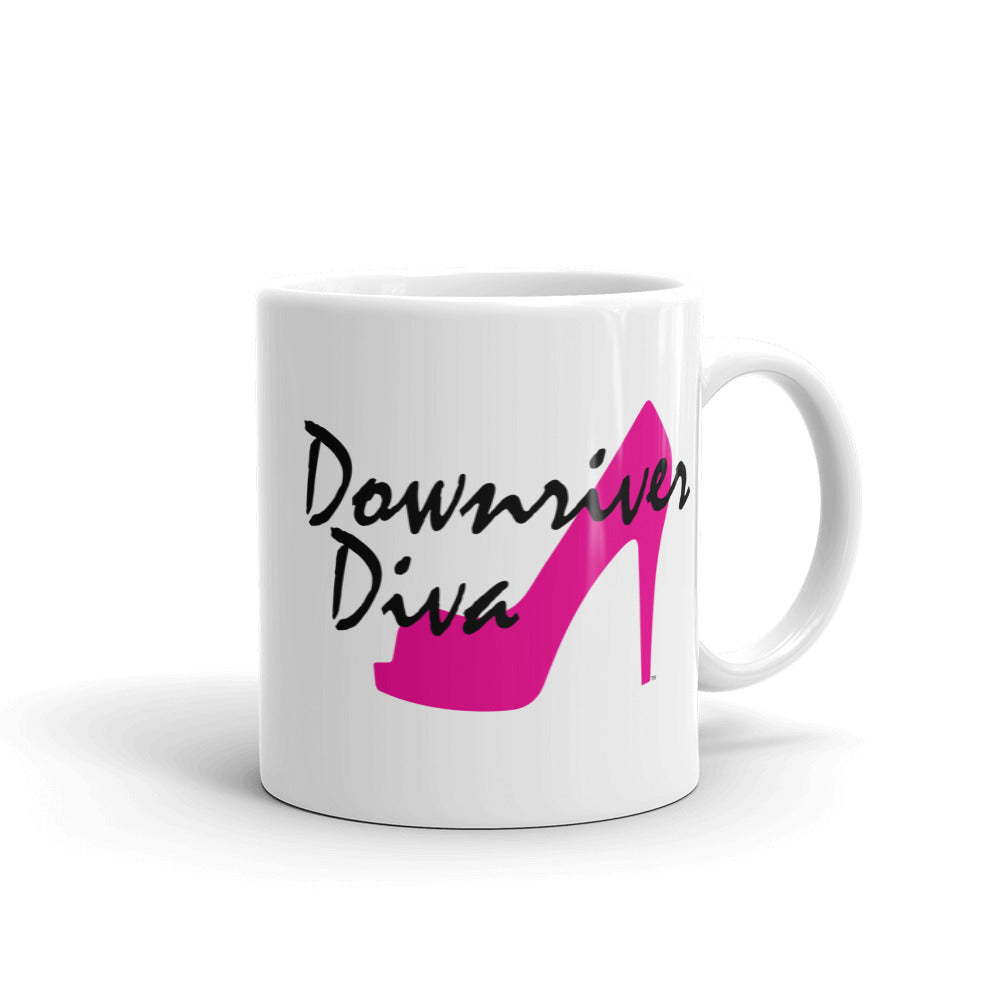 Downriver Diva Coffee Mug (2 sizes)