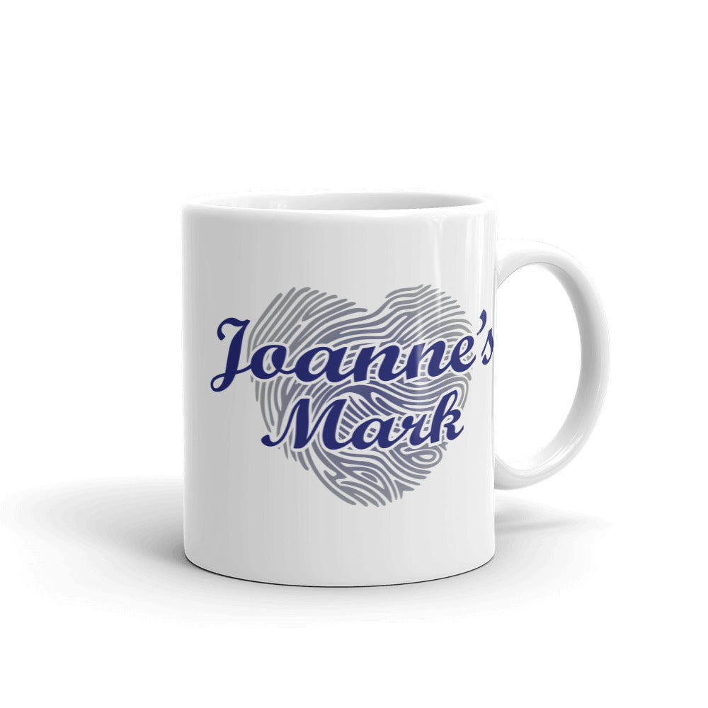 Joanne's Mark Mug (2 sizes)