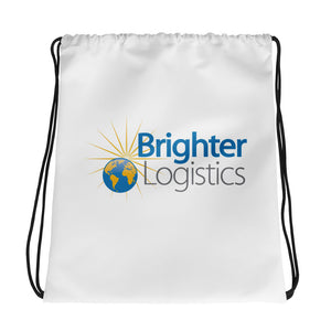 Brighter Logistics Drawstring bag