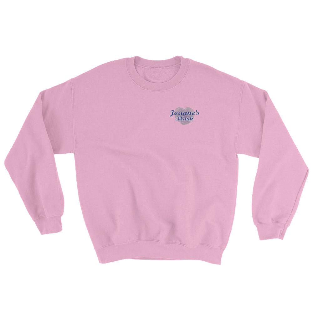 Joanne's Mark Left Chest Sweatshirt (4 colors)