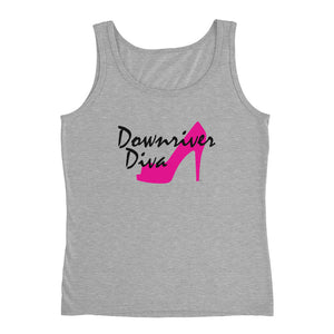 Downriver Diva Ladies' Tank (3 colors)