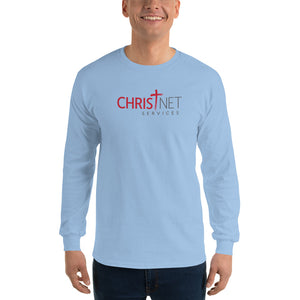 ChristNet Long Sleeve T-Shirt (4 Colors)