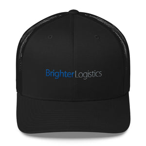 Brighter Logistics Embroidered Trucker Cap (2 Colors)
