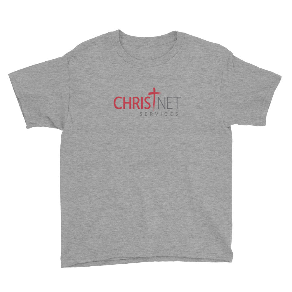 ChristNet Youth Short Sleeve T-Shirt (4 Colors)