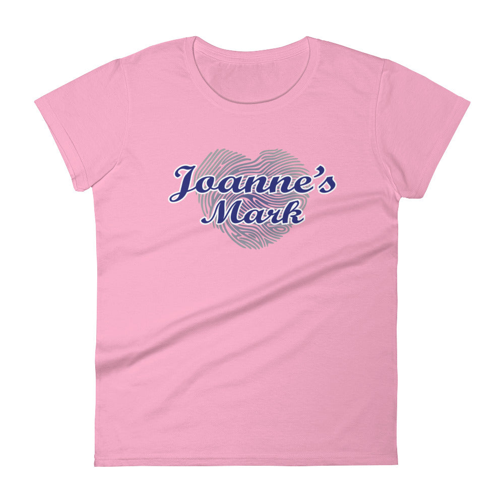 Joanne's Mark Full Front Women's short sleeve t-shirt (5 colors)