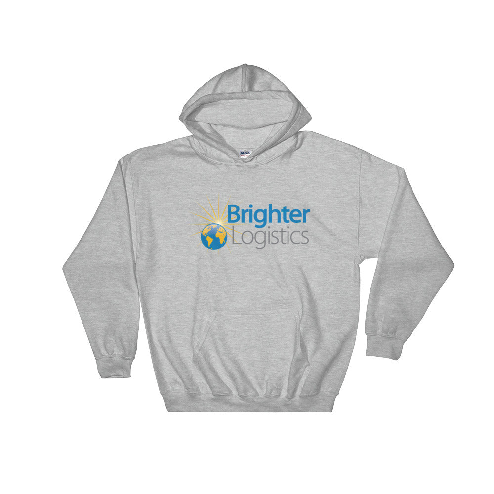 Brighter Logistics Hooded Sweatshirt (3 Colors)