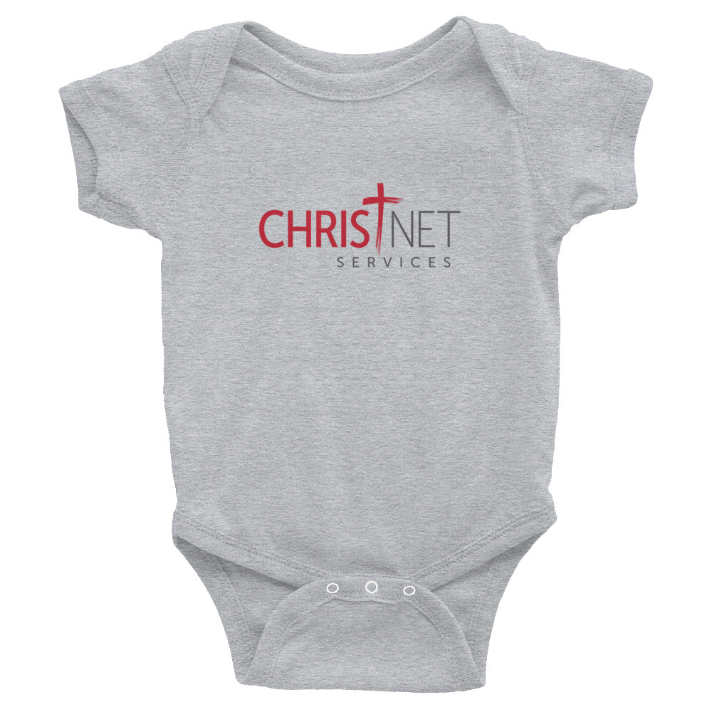 ChristNet Infant Bodysuit (3 Colors)