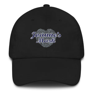Joanne's Mark Embroidered Hat (5 colors)