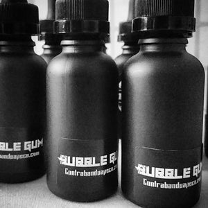 BUBBLE GUM 30ml