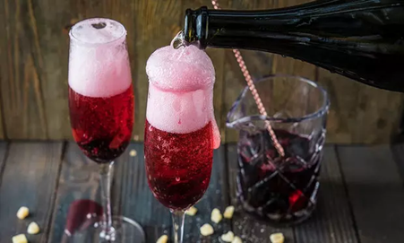 Smoked Hibiscus Sparkler | Slow-Cooked Recipes You Need To Try In Lockdown | Outdoor Concepts NZ