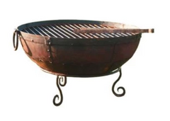 Kadai Fire Pit 80cm | Best fire pits NZ | Outdoor Concepts