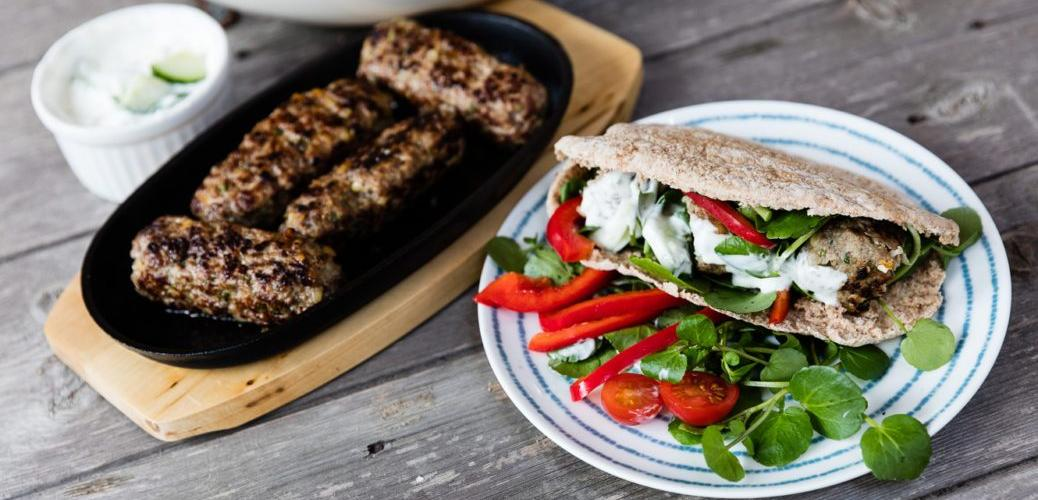 Turkish Kofte with Mixed Meat   Our 12 Favourite Ooni Recipes   Outdoor Concepts NZ