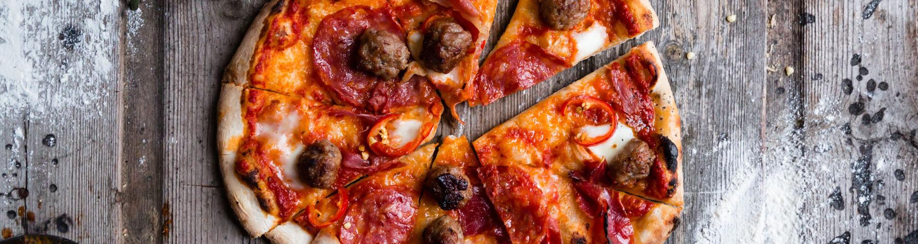 The Hot Diablo Pizza   Our 12 Favourite Ooni Recipes   Outdoor Concepts NZ