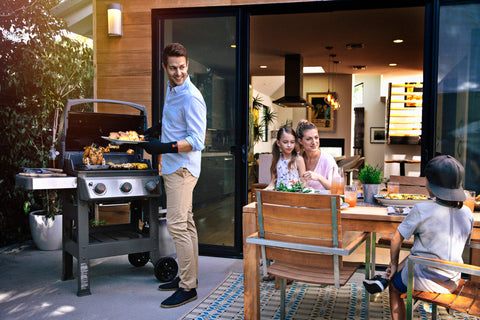 WEBER SPIRIT II E-310 PREMIUM | BBQs NZ | Weber | Outdoor Concepts NZ