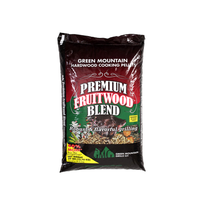 GMG Premium Fruitwood Blend Wood Pellets | BBQs NZ | Wood Pellets NZ | Fuels | Outdoor Concepts