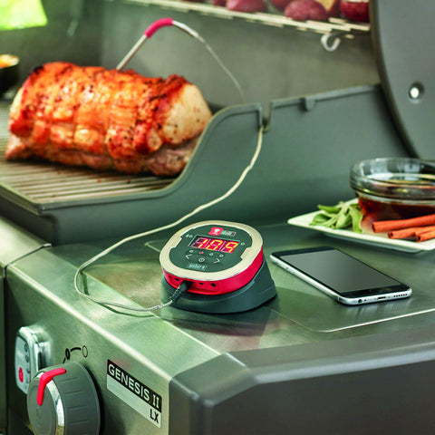 WEBER IGRILL V2 BLUETOOTH THERMOMETER | BBQs NZ | Weber | Outdoor Concepts NZ