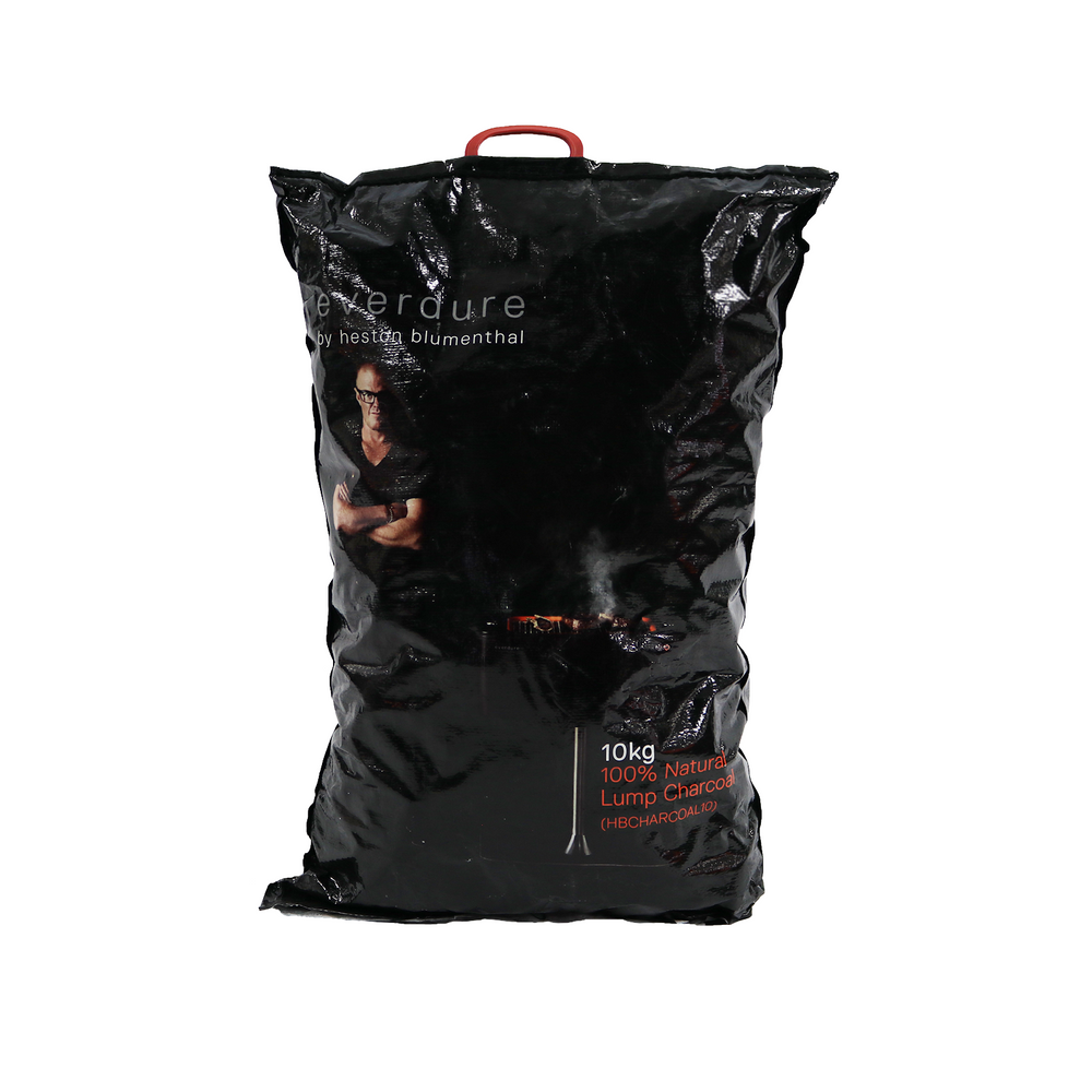 EVERDURE 100% NATURAL LUMP CHARCOAL 10KG