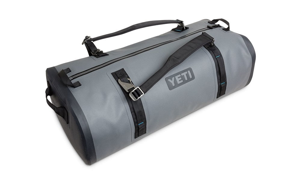 YETI PANGA SUBMERSIBLE DUFFEL 100 STORM GRAY | Other Products NZ | Yeti AU NZ | Bags, waterproof bag, waterproof duffel bag, Yeti | Outdoor Concepts