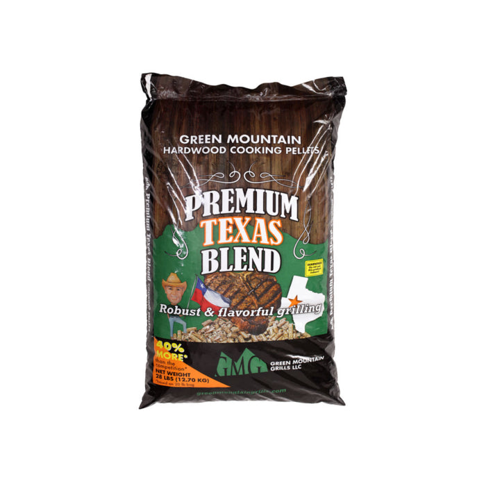 GMG Premium Texas Wood Blend Wood Pellets