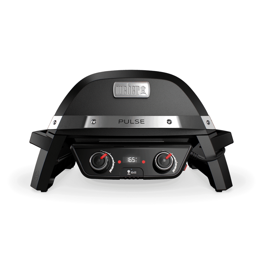 WEBER PULSE 2000 | BBQs NZ | Weber NZ | Electric BBQs | Outdoor Concepts