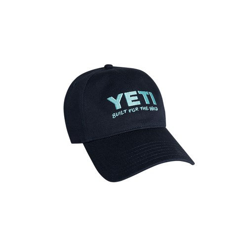YETI LIFESTYLE FULL PANEL LOW PRO HAT NAVY | Other Products NZ | Yeti AU NZ | 5 panel hat nz, Apparel, hat, Yeti | Outdoor Concepts