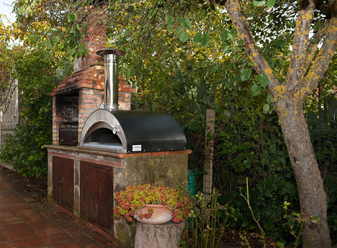 FORNO ALLEGRO PIZZAIOLO PIZZA OVEN | BBQs NZ | Forno Allegro NZ | wood-fired ovens | Outdoor Concepts