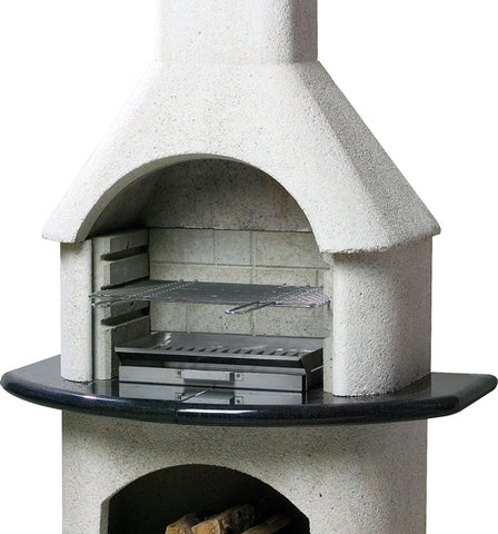 BUSCHBECK AMBIENTE OUTDOOR FIREPLACE