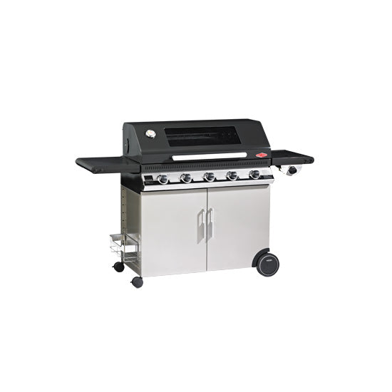 BEEFEATER DISCOVERY 1100E SERIES 5 BURNER BBQ | BBQs NZ | BeefEater NZ | Gas BBQ | Outdoor Concepts