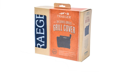 TRAEGER PRO SERIES 34 BBQ COVER | BBQs NZ | Traeger NZ | Accessories, Covers | Outdoor Concepts