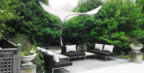 TUUCI STINGRAY SHADE SCULPTURE | Umbrellas NZ | Tuuci | Outdoor Concepts NZ