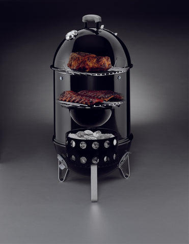 WEBER 37CM SMOKEY MOUNTAIN | BBQs NZ | Weber NZ | Smokers | Outdoor Concepts