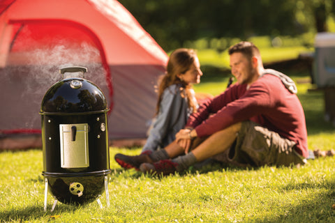 WEBER 37CM SMOKEY MOUNTAIN | BBQs NZ | Weber | Outdoor Concepts NZ