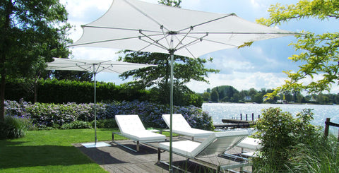 TUUCI OCEAN MASTER ZERO HORIZON PARASOL | Umbrellas NZ | Tuuci | Outdoor Concepts NZ