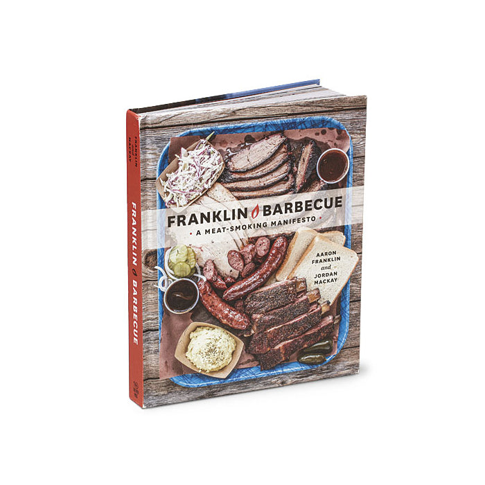 FRANKLIN BBQ: A MEAT-SMOKING MANIFESTO | cookbook NZ | Cookbooks NZ | Accessories | Outdoor Concepts