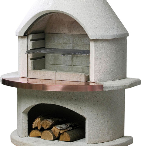 BUSCHBECK RONDO OUTDOOR FIREPLACE