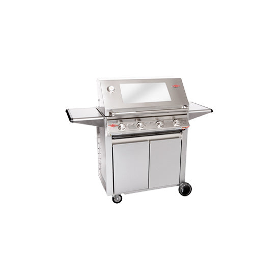 BEEFEATER SIGNATURE 3000S DESIGNER SERIES 4 BURNER | BBQs NZ | BeefEater NZ | Gas BBQ | Outdoor Concepts