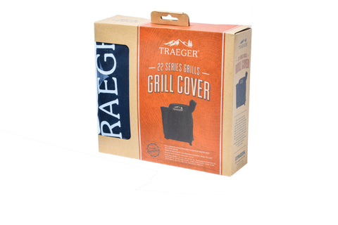 TRAEGER PRO SERIES 22 COVER