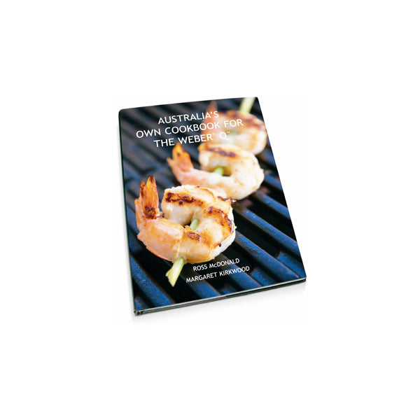 WEBER COOKBOOK FOR THE Q | cookbook NZ | Cookbooks NZ | Accessories | Outdoor Concepts