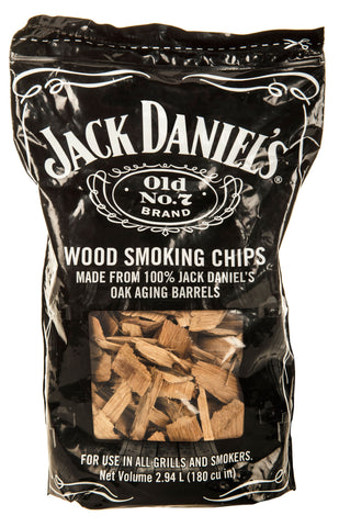 JACK DANIELS OLD NO.7 WOOD CHIPS 900G