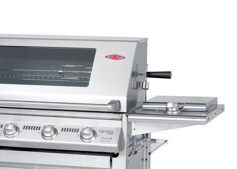 BEEFEATER SIGNATURE 3000S PREMIUM SERIES 4 BURNER | BBQs NZ | BeefEater NZ | Gas BBQ | Outdoor Concepts