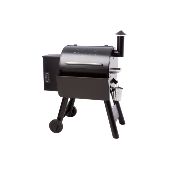 TRAEGER PRO SERIES 22 FOLDING FRONT SHELF | BBQs NZ | Traeger NZ | Accessories | Outdoor Concepts