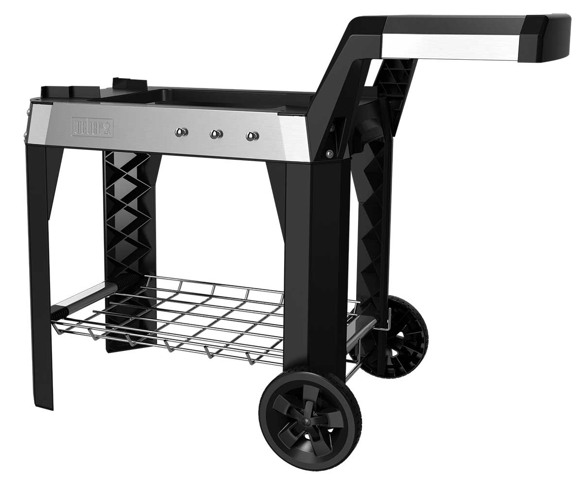 WEBER PULSE CART | BBQs NZ | Weber NZ | Electric BBQs | Outdoor Concepts